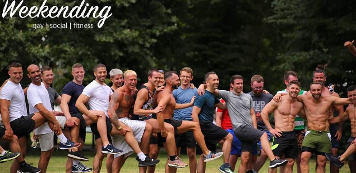 TheWeekending - LGBTQ Fitness Community tickets