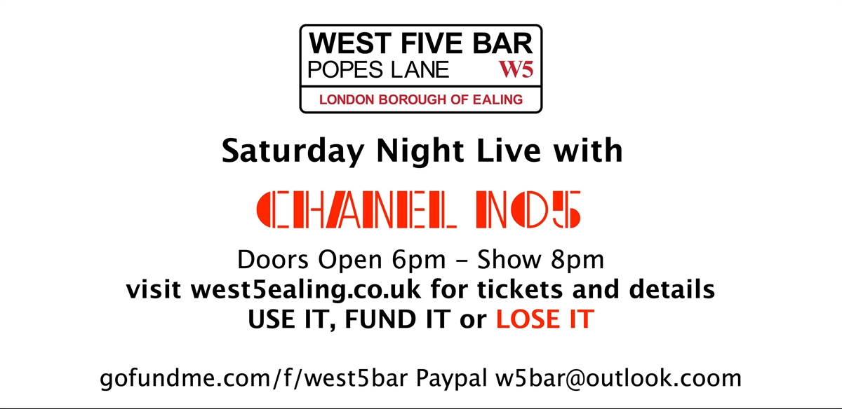 Saturday Night Live with Chanal No5 tickets
