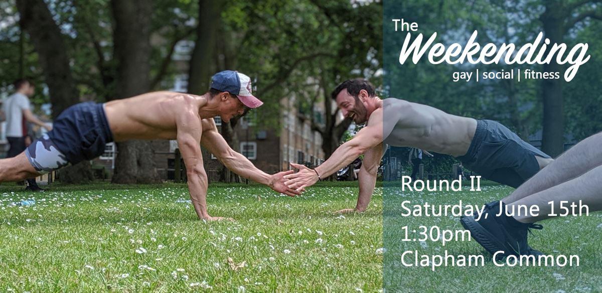 The Weekending 2019 - Round II tickets