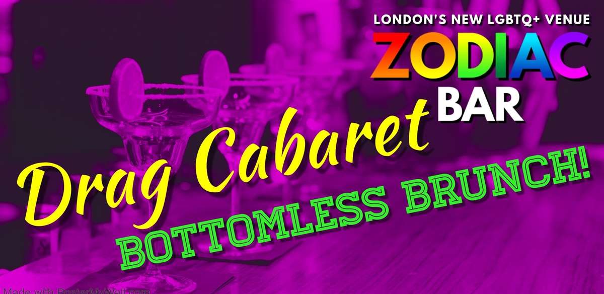 Bottomless Brunch with Drag Cabaret tickets