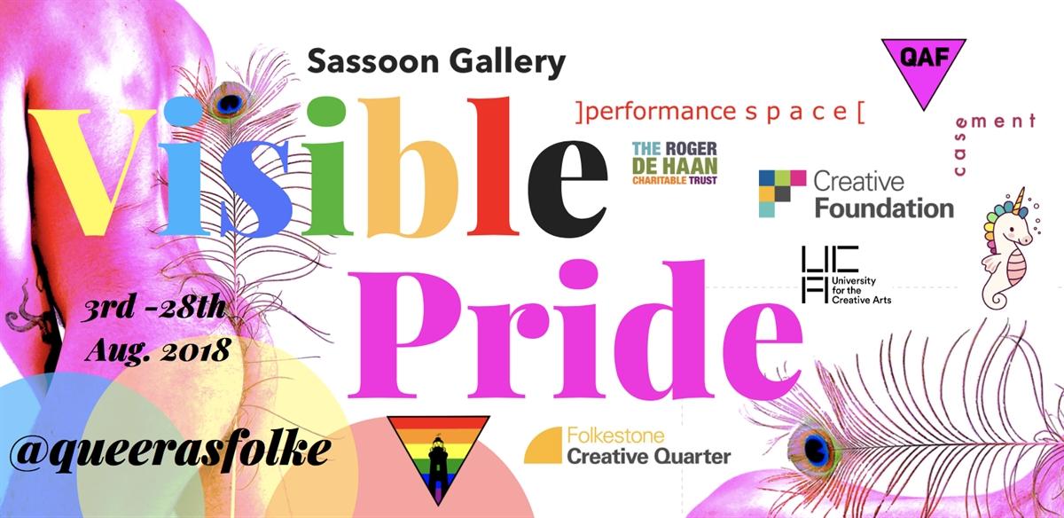 CASUALTY - Visible Pride! tickets