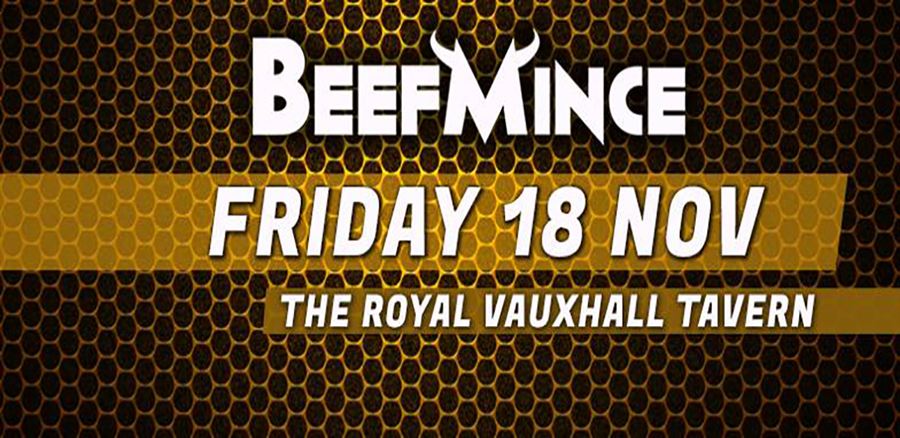 BEEFMINCE - feat. Terry Vietheer tickets