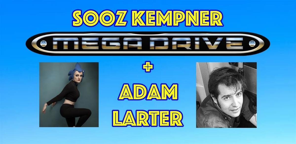 Sooz Kempner & Adam Larter Edinburgh previews tickets