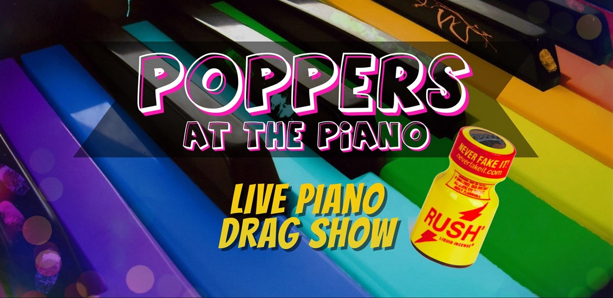 Poppers At the Piano tickets