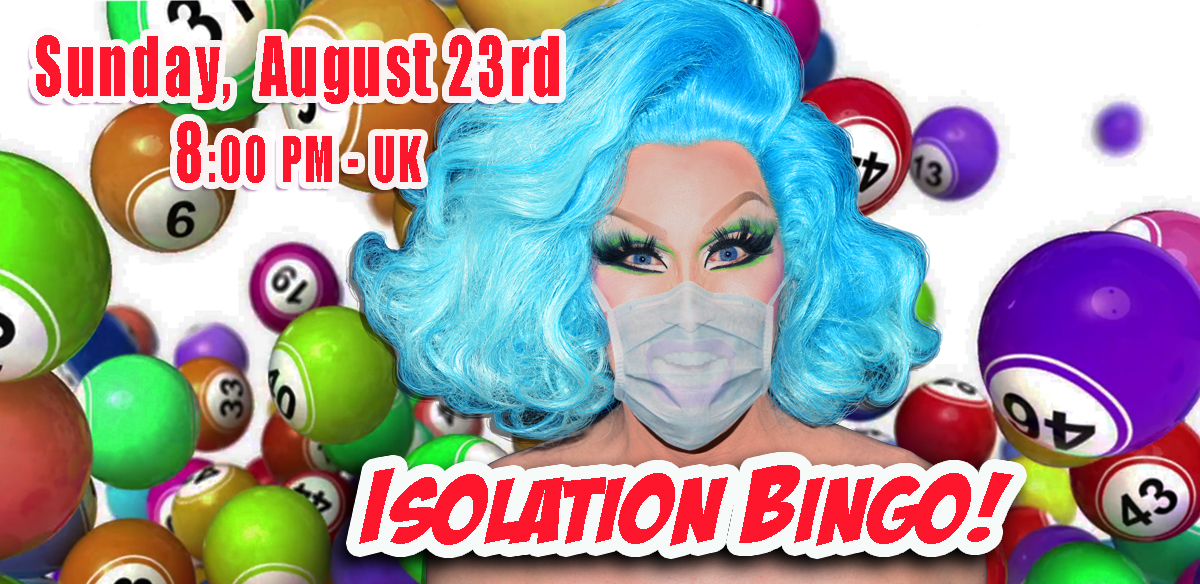ISOLATION BINGO - LIVE From Haus of Hides tickets