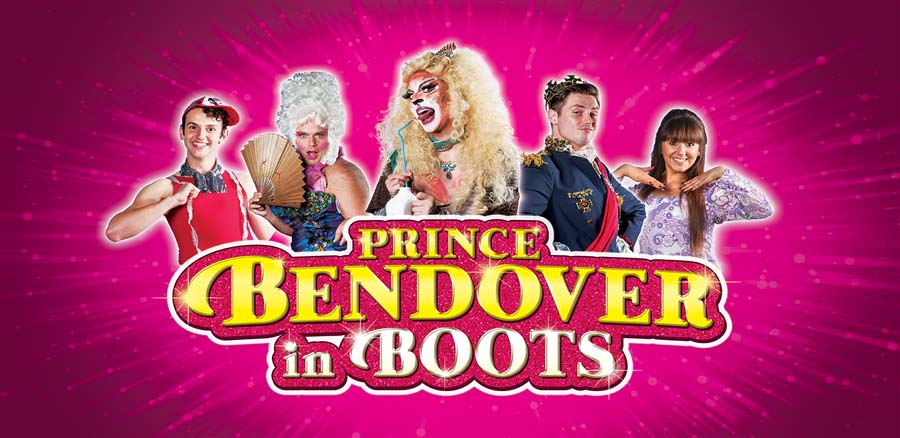 Prince Bendover in Boots tickets