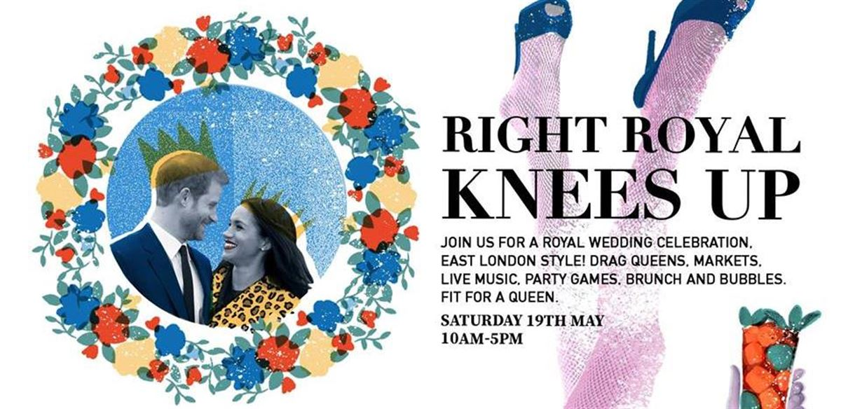 Right Royal Wedding Knees Up tickets