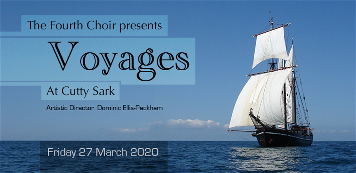 The Fourth Choir presents: Voyages tickets