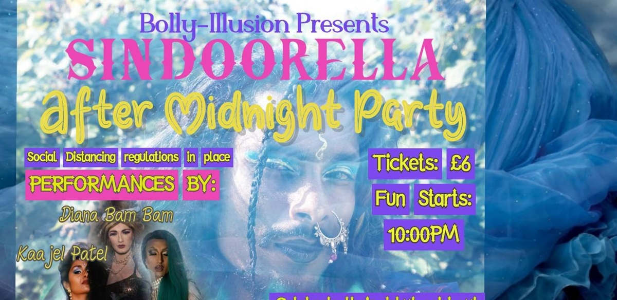Bolly-Illusion Presents: Sindoorella After Midnight Party  tickets