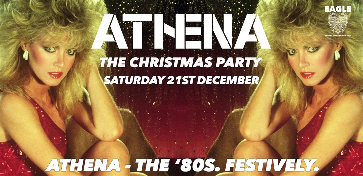 Athena's Christmas Party tickets