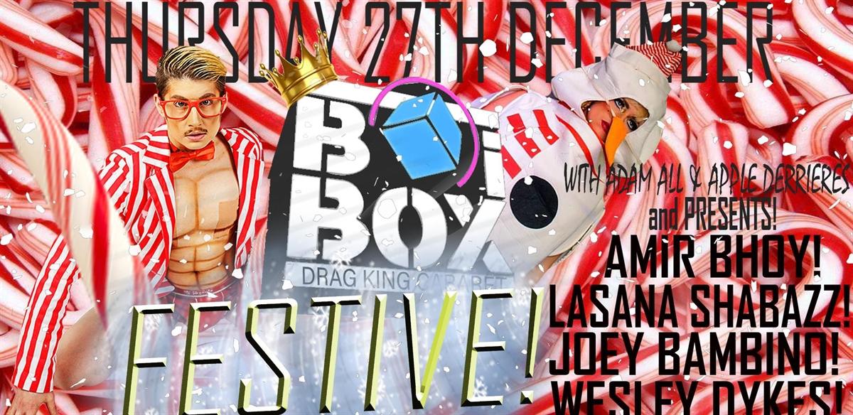 BOiBOX - FESTIVE tickets