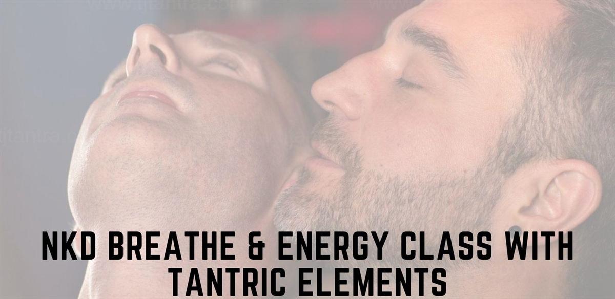 NKD breath & energy work tickets