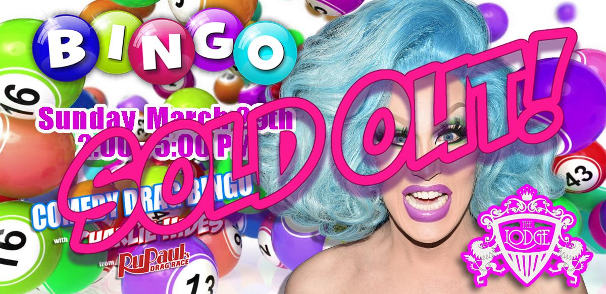 Drag Bingo with Charlie Hides - Manchester tickets