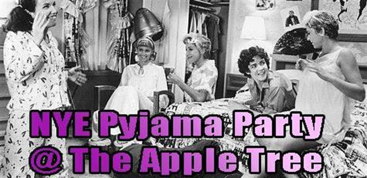 NYE Pyjama Party at The Apple Tree tickets