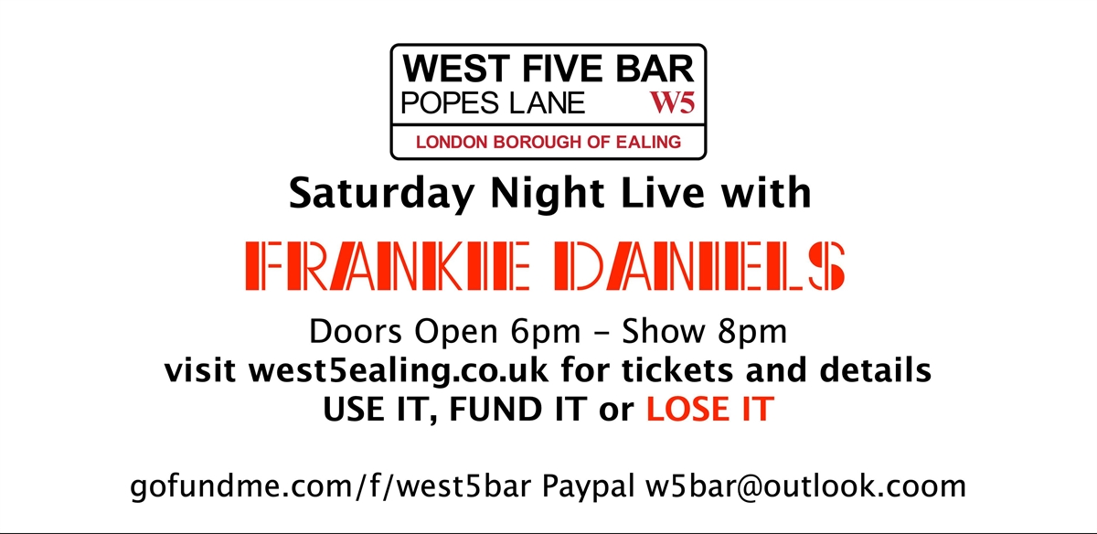 Saturday Night Live with Frankie Daniels tickets