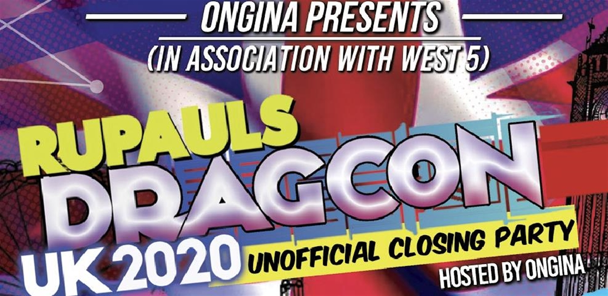 Drag Con UNOFFICIAL  After Party tickets