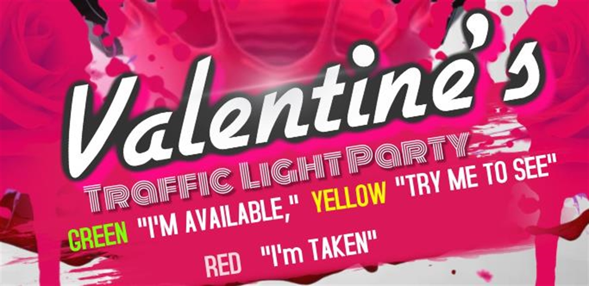 Valentine's Traffic Light Party with Lola Lasagne tickets