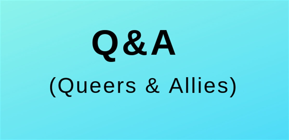 Q&A (queers & allies)- Queer Spaces tickets