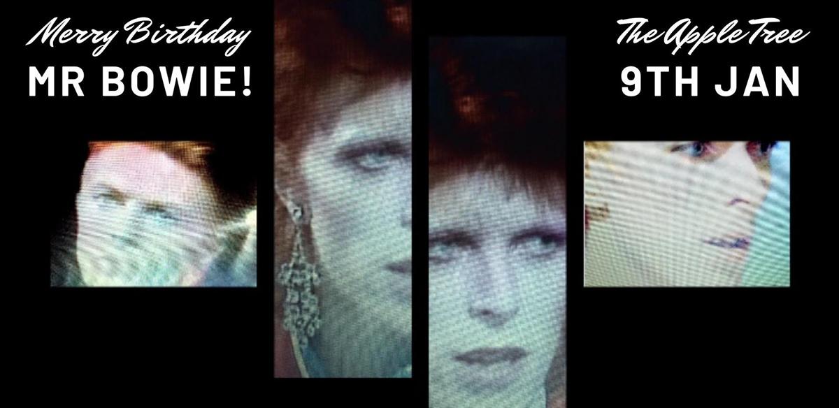 Merry Birthday, Mr Bowie tickets