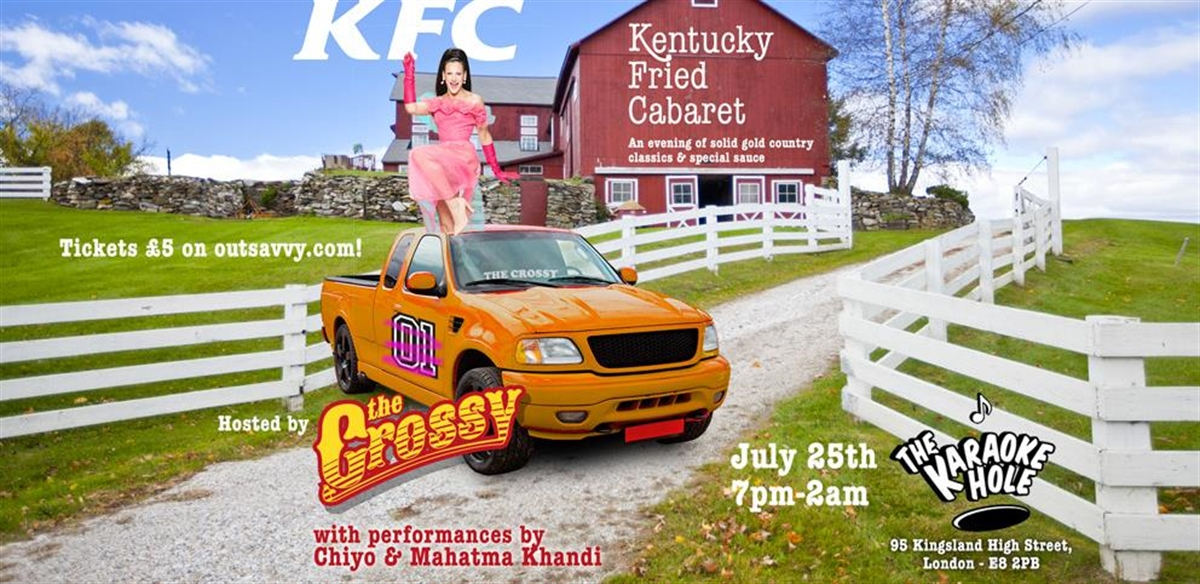 Kentucky Fried Cabaret tickets