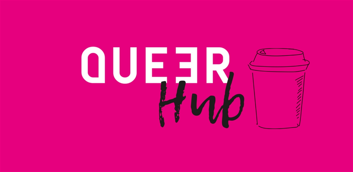 Queer Hub - April Social tickets
