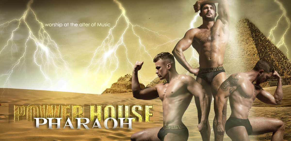 POWER HOUSE: PHARAOH tickets