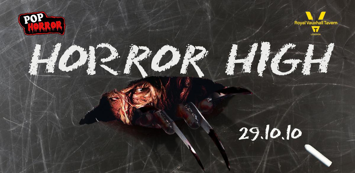 Horror High by PopHorror tickets