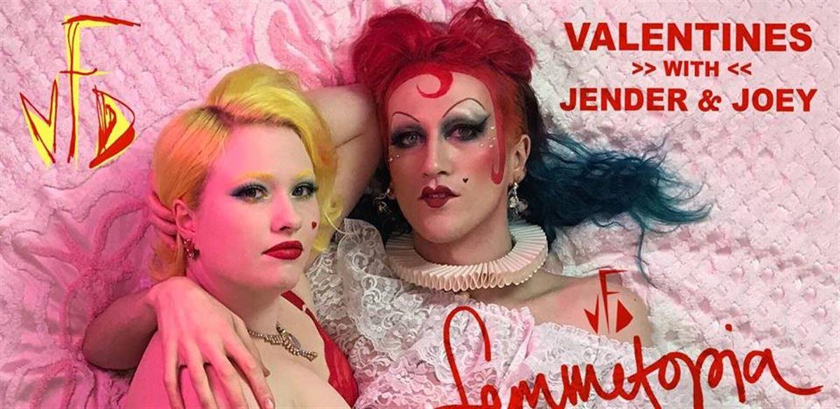 Jender & Joey's FEMMETOPIA tickets