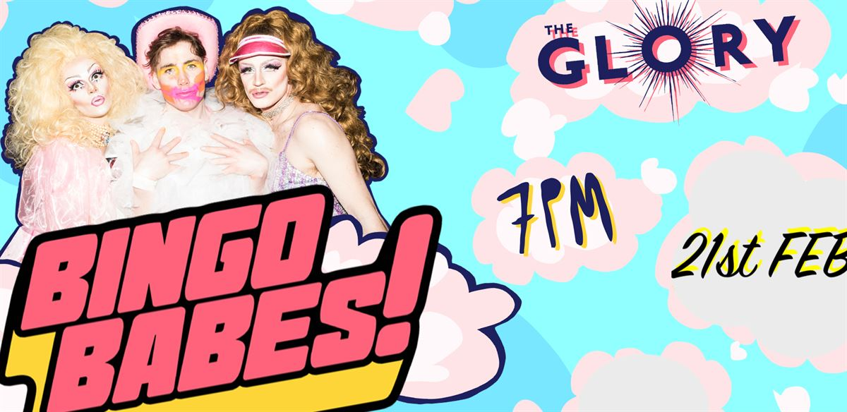 Bingo with Bingobabes at The Glory! tickets