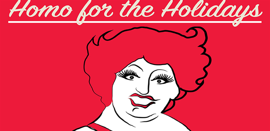 Lady Diamond: Homo For The Holidays