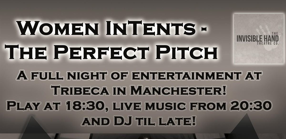 Women InTents - The Perfect Pitch tickets