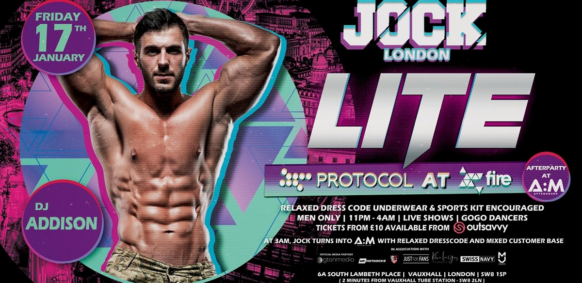JOCK LONDON - The Lite Edition  tickets