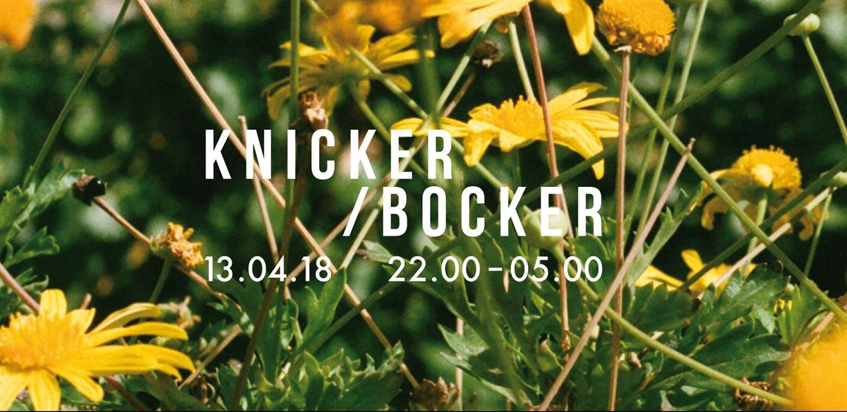 Knickerbocker: Later Doors tickets