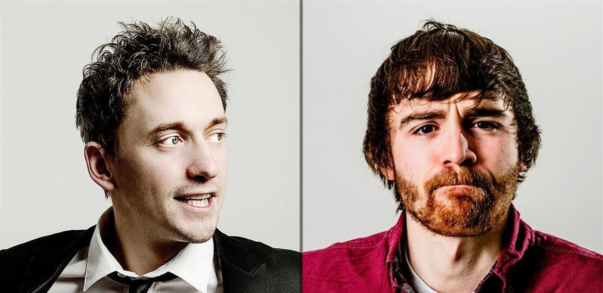 Laugh Train Home ft. John Robins & Ian Smith (Work in Progress)