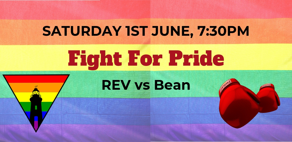 Fight For Pride tickets