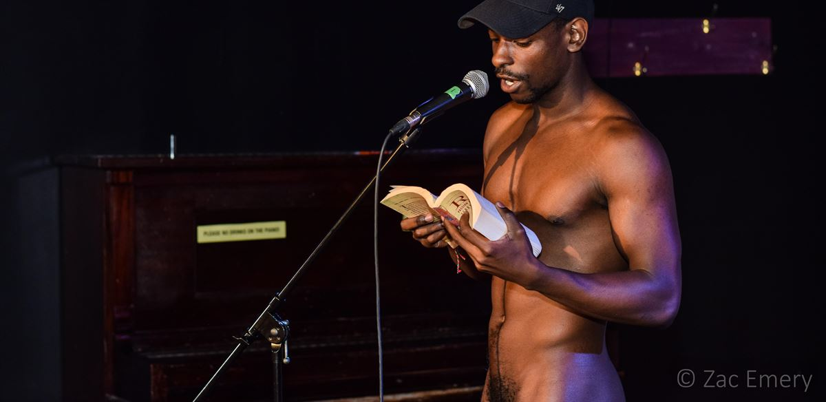 Naked Boys Reading; Hotel Sessions tickets