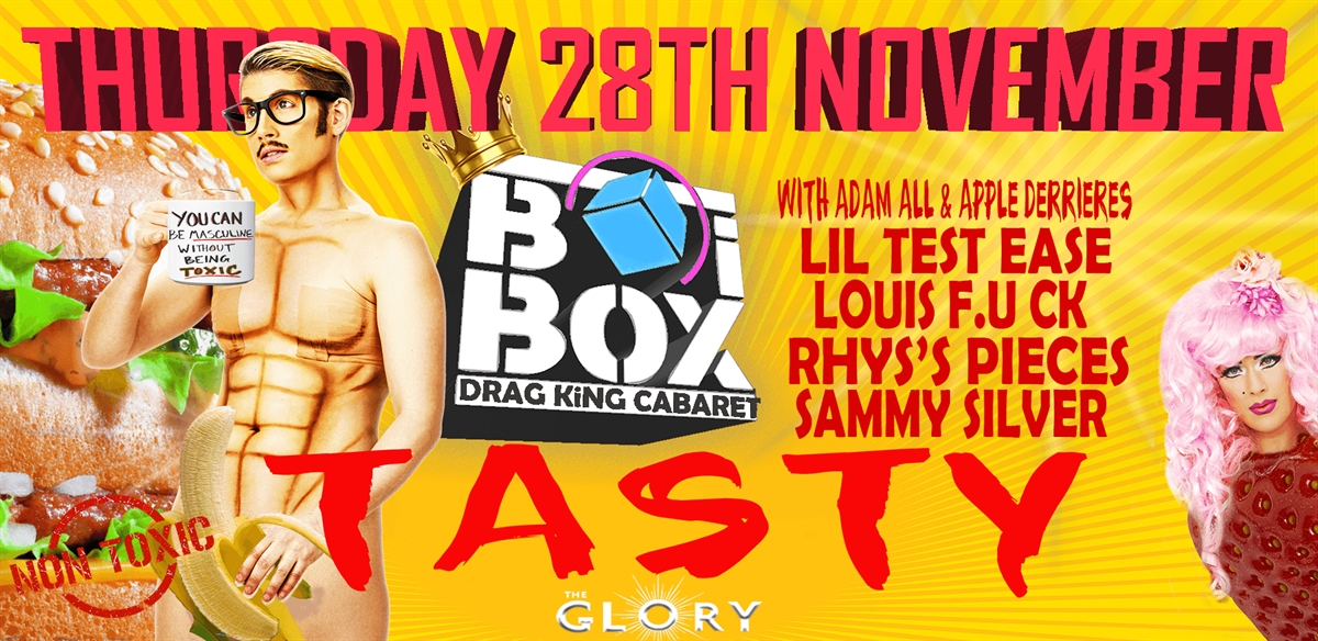 BOiBOX - TASTY!  tickets