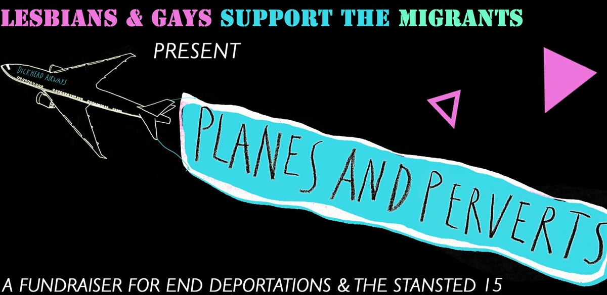 Planes and Perverts: Beats Against Borders tickets