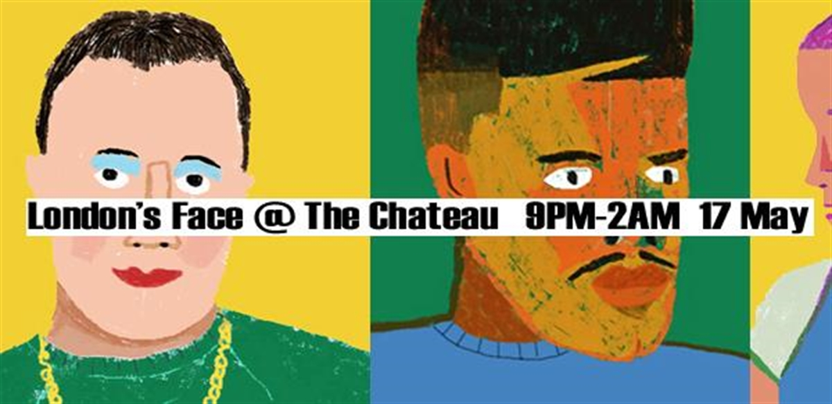 London's Face: Jazz DJs at The Chateau, South-East London tickets