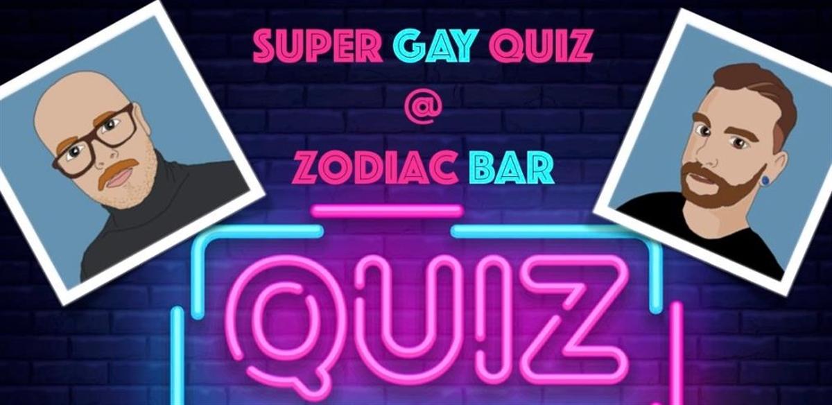 Martin & Gareth's Super Gay Quiz Night tickets
