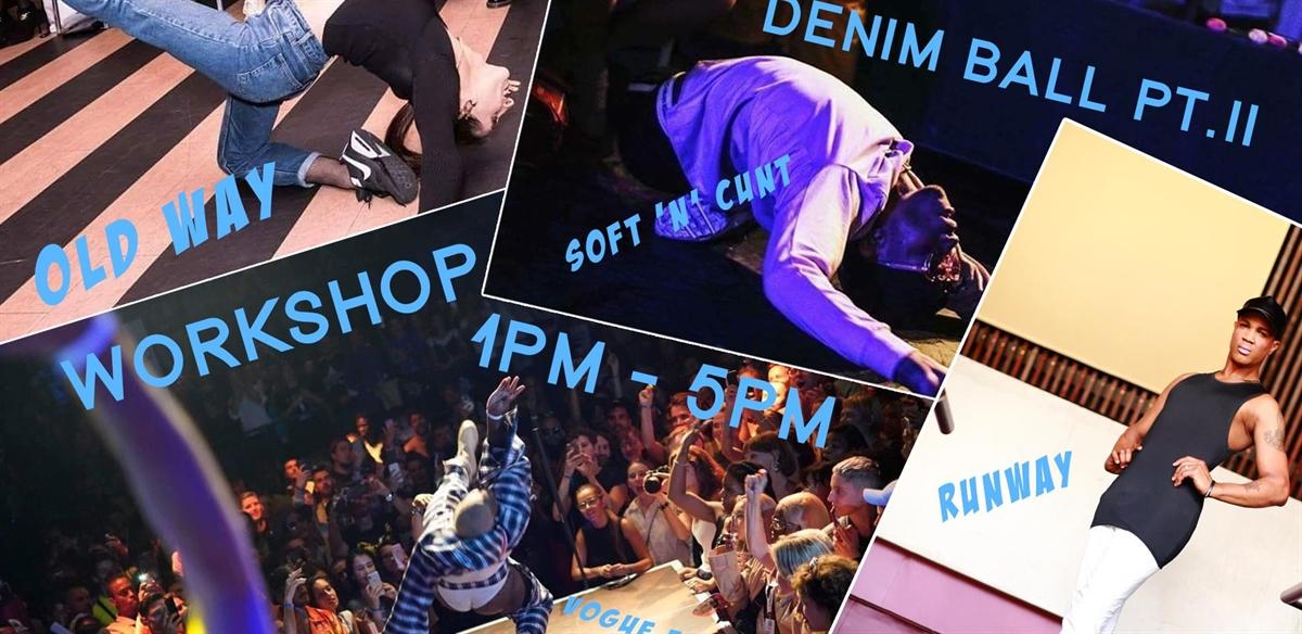 Denim Ball & Workshops By Jay Jay Revlon  tickets