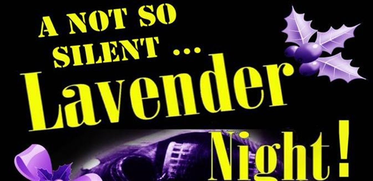 A Not So Silent Lavender Night! tickets