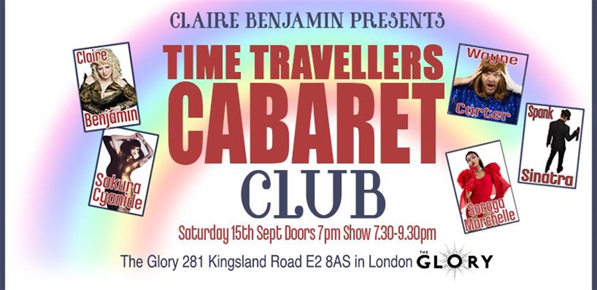Time Traveler's Cabaret Club tickets