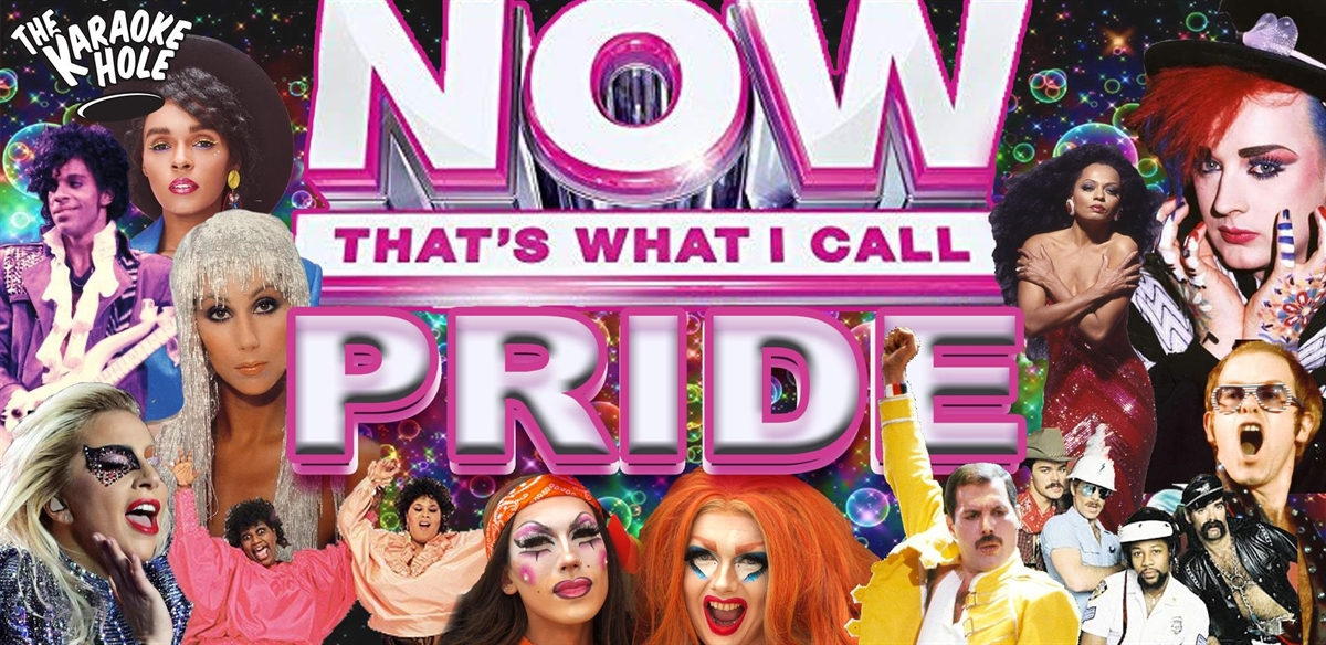 NOW that's what I call PRIDE! tickets