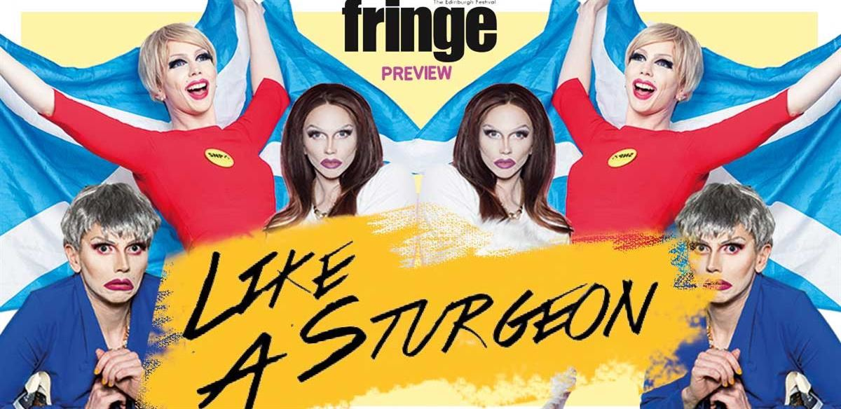 Like a Sturgeon: Fringe 2018 Preview tickets