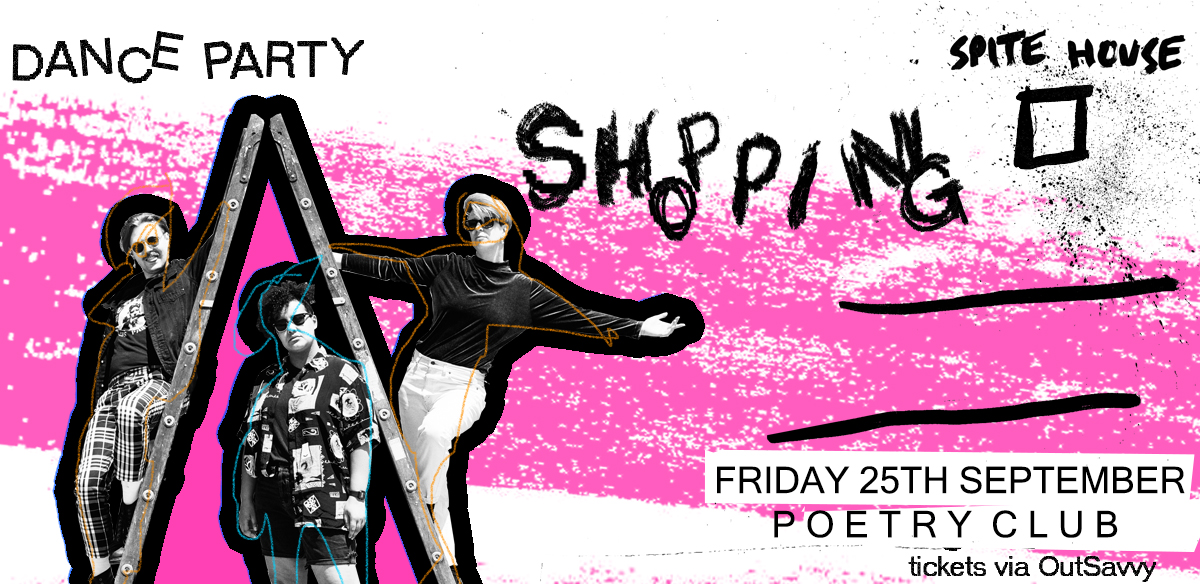 Shopping Dance Party *RESCHEDULED* tickets