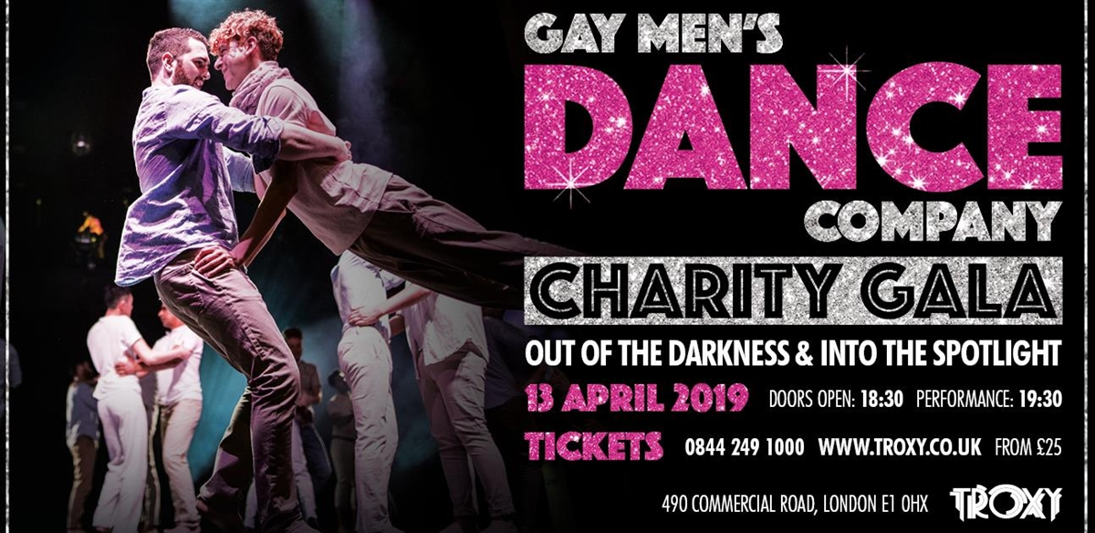 Charity Gala 2019: Out of the Darkness & into the Spotlight tickets
