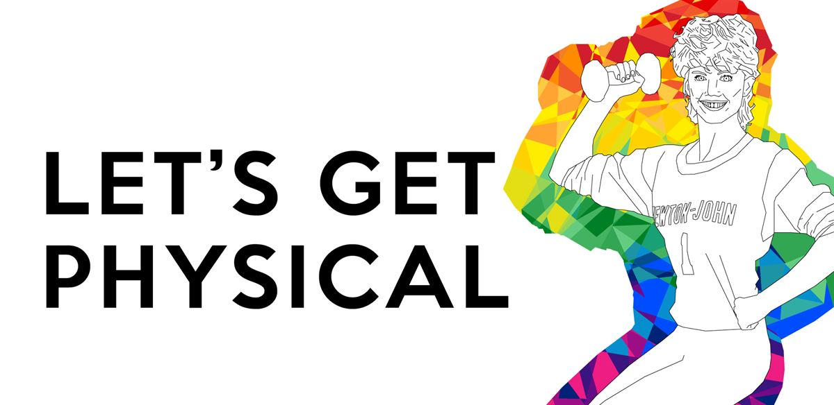 Queerly Beloved Presents - Let's Get Physical! @ The Book Club