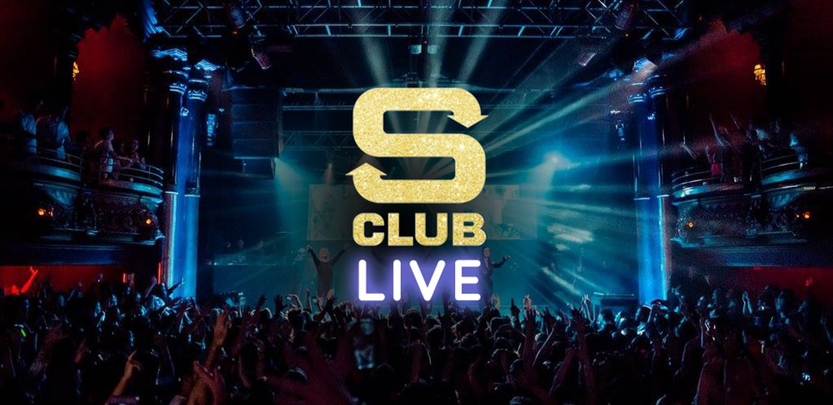 S Club Christmas Party (LIVE SHOW) tickets
