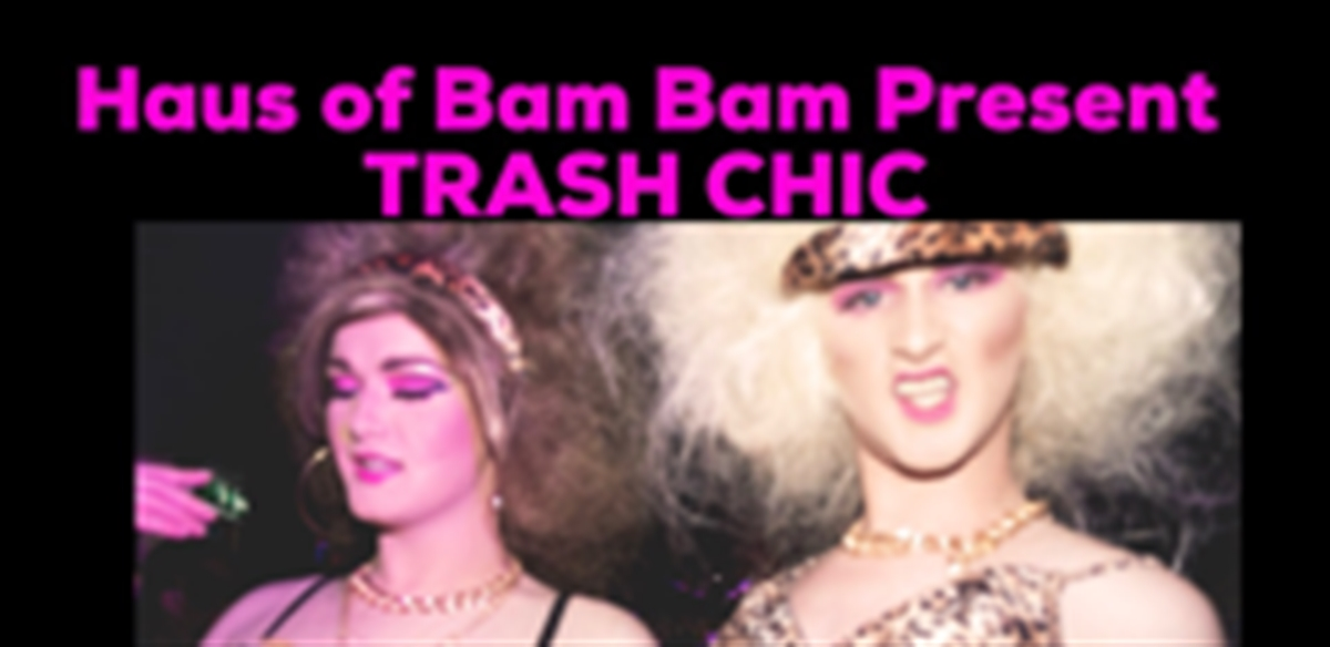 Trash Chic  tickets